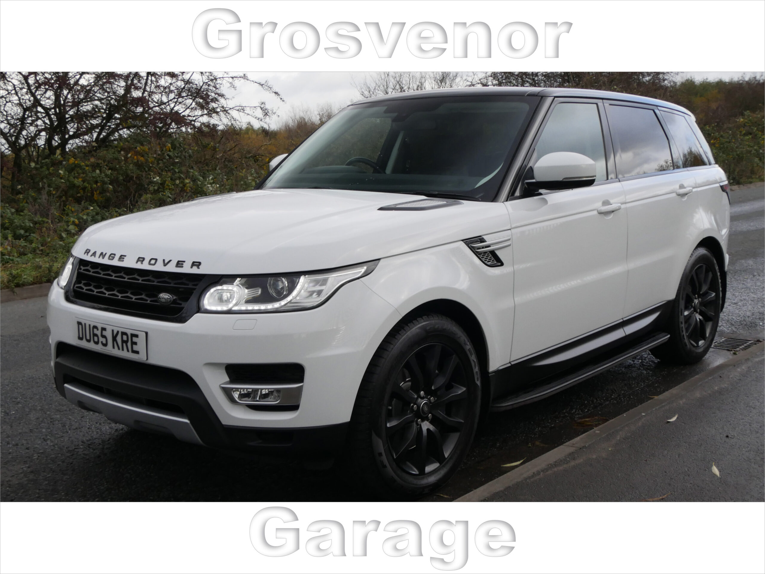 2016 (65) LAND ROVER RANGE ROVER SPORT 3.0 SDV6 HSE 5DR AUTOMATIC