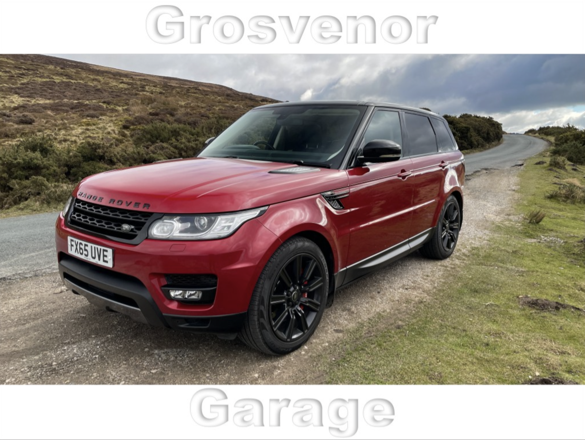2015 (65) LAND ROVER RANGE ROVER SPORT 3.0 SDV6 HSE DYNAMIC 5DR AUTOMATIC