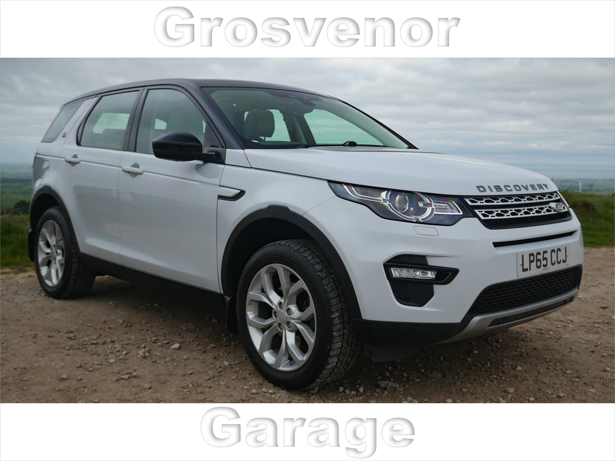 2015 (65) LAND ROVER DISCOVERY SPORT 2.0 TD4 HSE 5DR AUTOMATIC