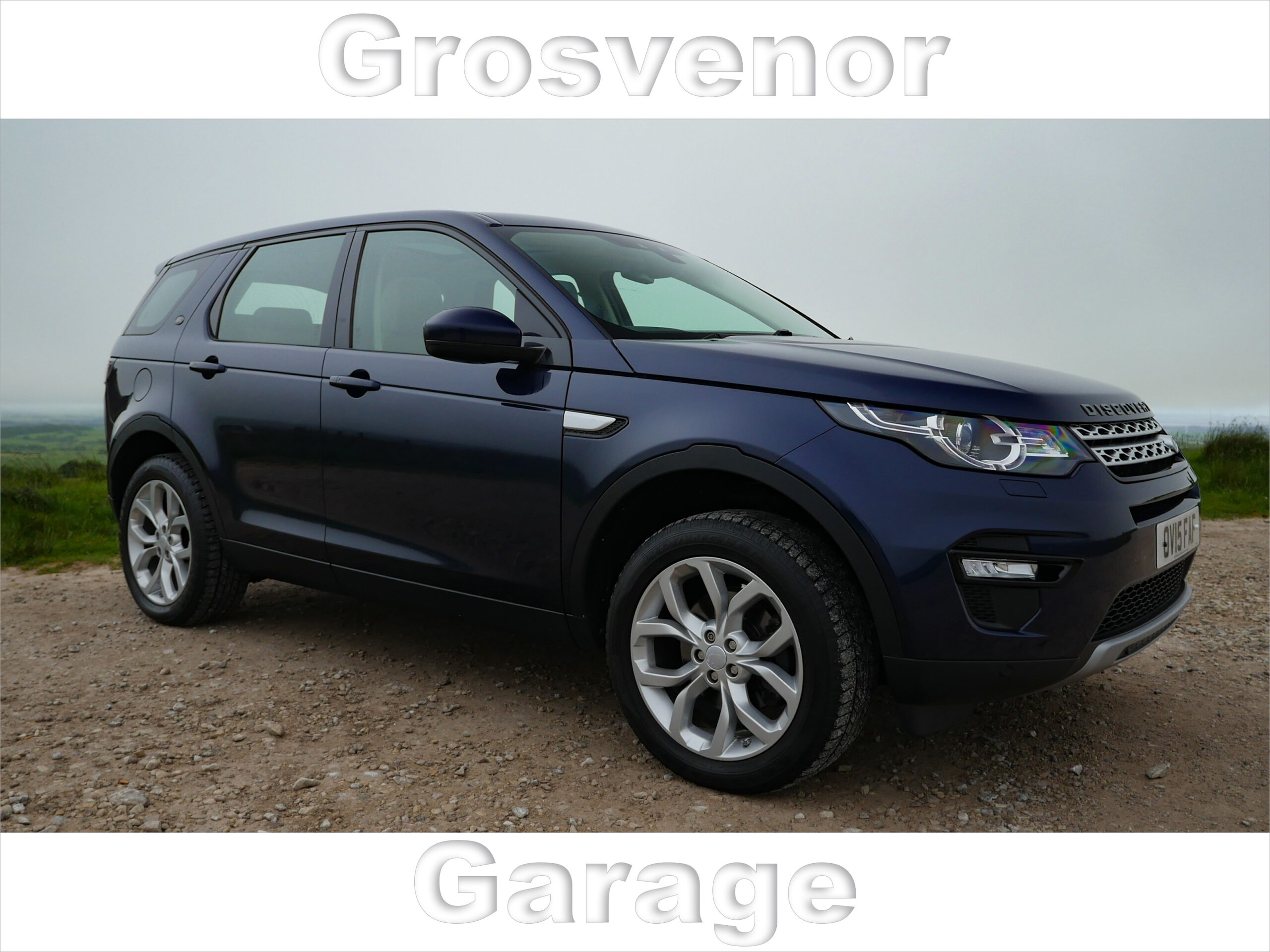 2015 (15) LAND ROVER DISCOVERY SPORT 2.2 SD4 HSE 5DR AUTOMATIC
