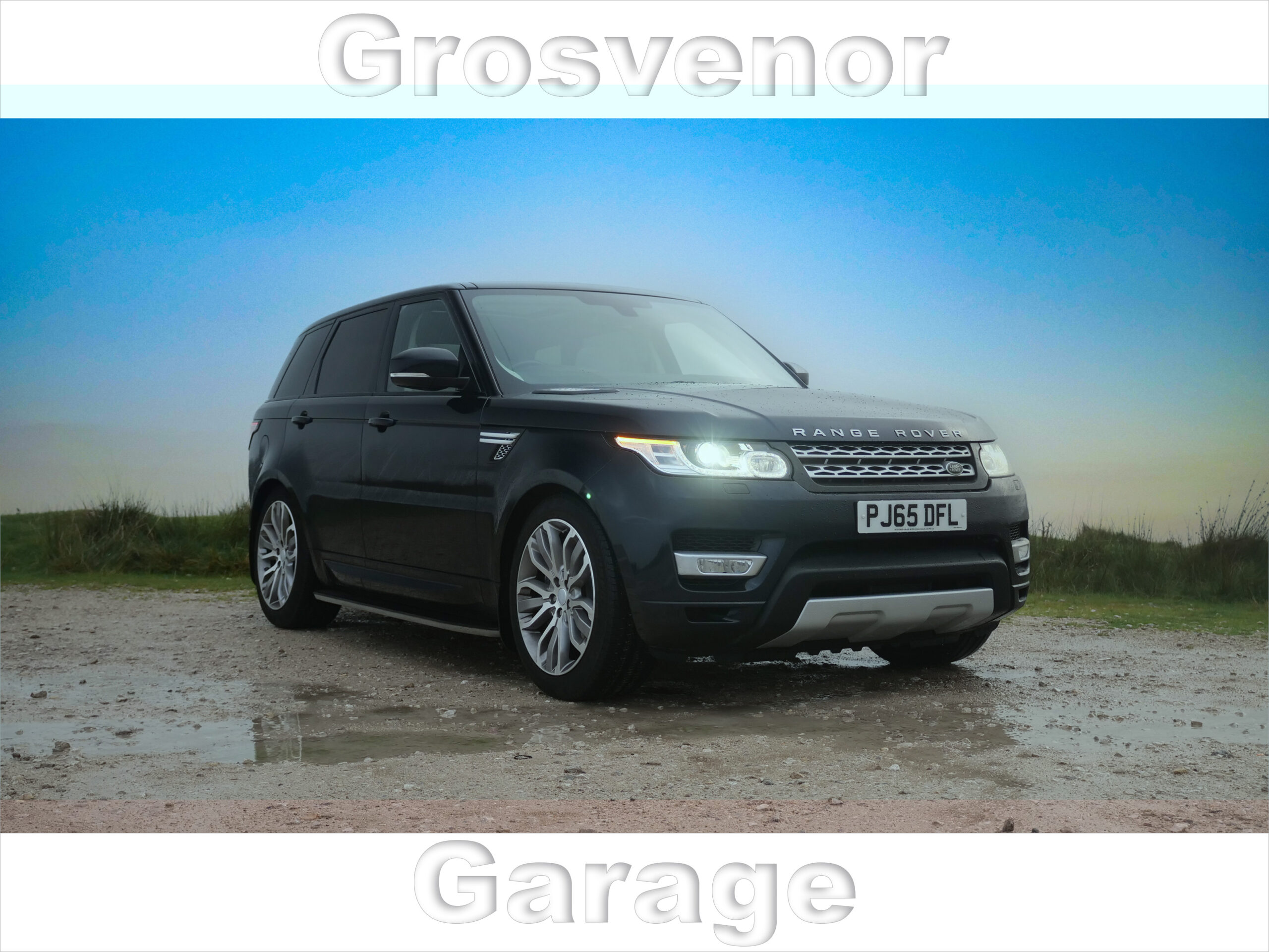 2015 (65) LAND ROVER RANGE ROVER SPORT 3.0 SDV6 HSE 5DR AUTOMATIC
